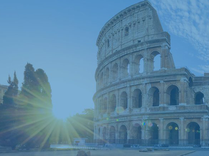 AAMS Third Congress & Hippocrates Gala <b>September 5-9, 2018 <br>Rome, Italy</b>